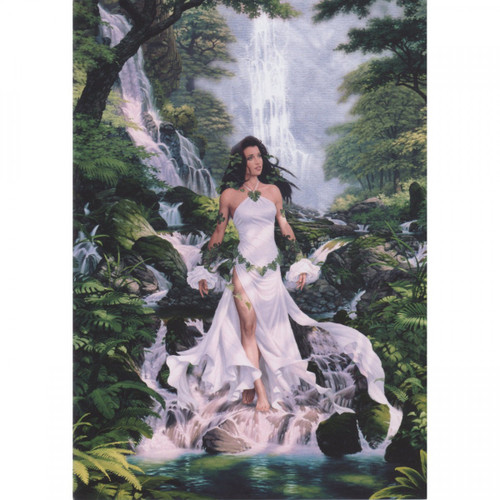 Goddess of the River Card (No Message)