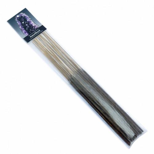 Crystal Incense Sticks - Amethyst