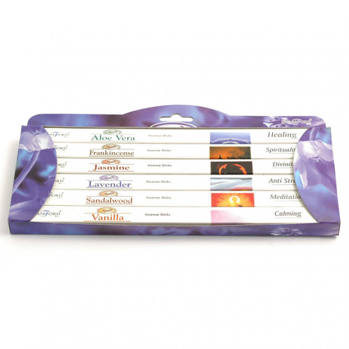 Moods 6 pack Incense Sticks Collection