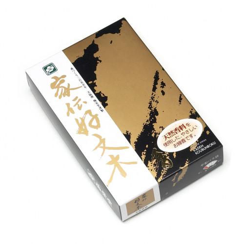 Kaden Kobunboku incense - Medium box, 115 short sticks