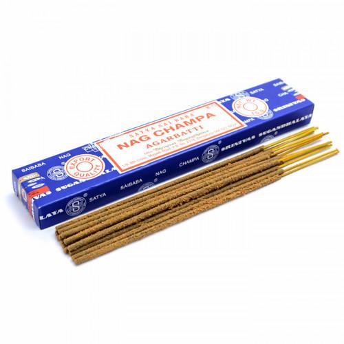 Nag Champa Agarbatti - Incense Sticks (Sai Baba)