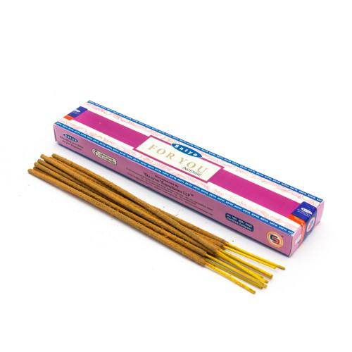 For You - Incense Sticks (Satya)