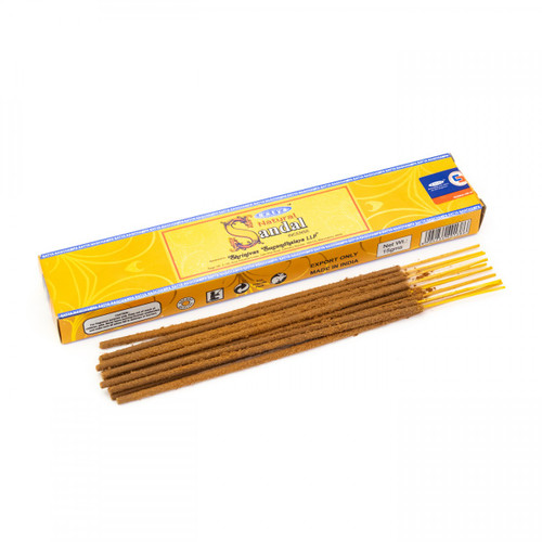 Sandal - Incense Sticks (Satya)