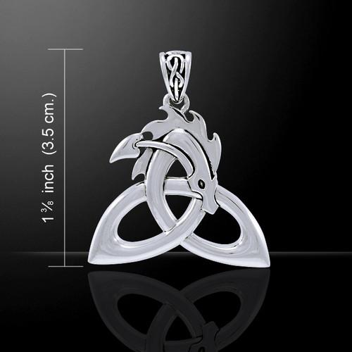 Cari Buziak Infinity Dragon (Sterling Silver)