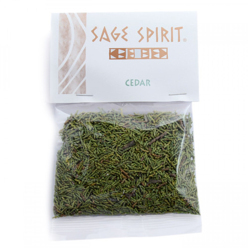 Cedar Leaf - 1 oz (28 grams)