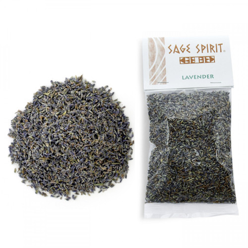 Dried Lavender Flowers (1 oz, 28 grams)