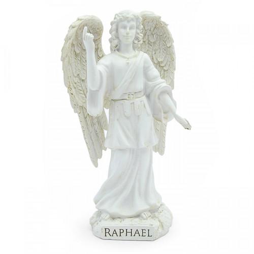 Angel Star Figurine - Archangel Raphael (7 Inches)