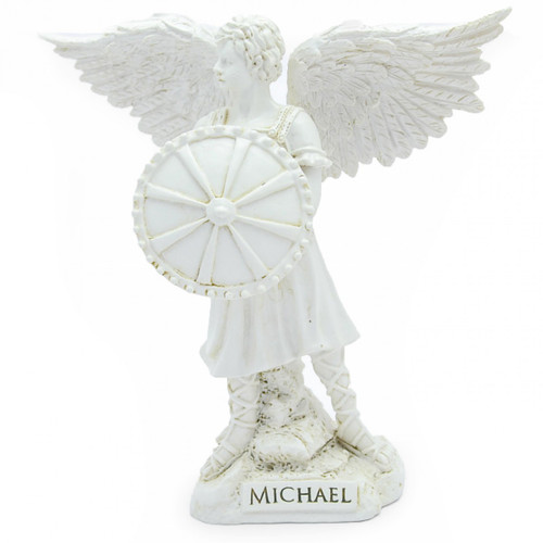 Angel Star Figurine - Archangel Michael (7 Inches)