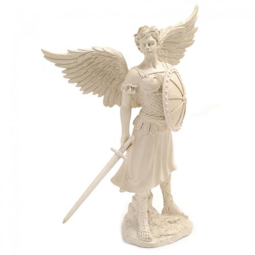Angel Star Figurine - Archangel Michael (9.5 Inches)