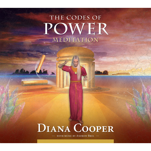 CD: The Codes of Power Meditation - Diana Cooper