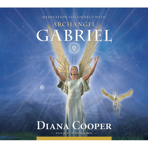 CD: Meditation to Connect with Archangel Gabriel - Diana Cooper