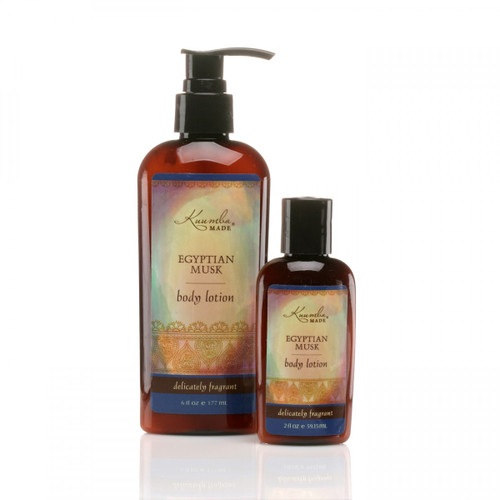 Body Lotion - Egyptian Musk