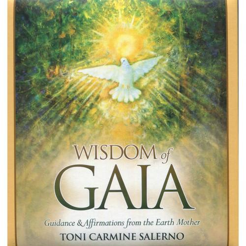 Wisdom of Gaia - Toni Carmine Salerno