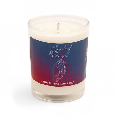 Votive Fragranced Candle - Limeleaf and Ginger