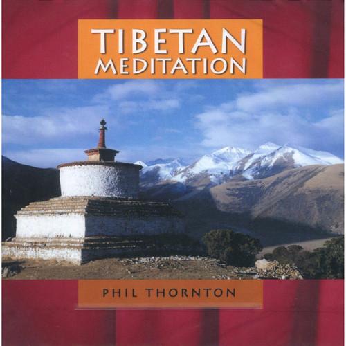 CD: Tibetan Meditation - Phil Thornton