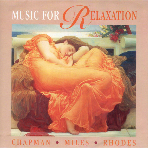 CD: Music for Relaxation - Various Artists