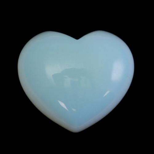 Opalite Crystal Heart
