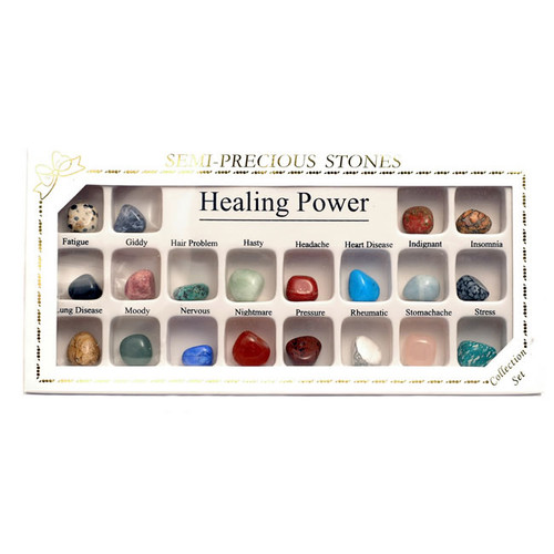 Box of 20 Assorted Tumblestones