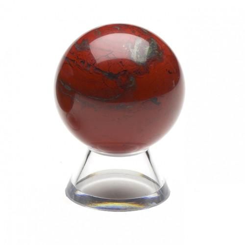 Sphere - Red Jasper (35mm)