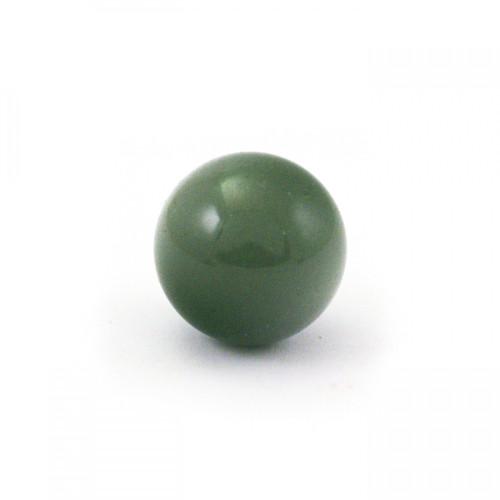 Green Aventurine Baby Sphere - (20mm Diameter)