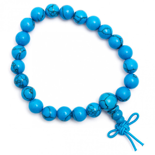 Power Bracelet - Turquoise (Reconstituted)