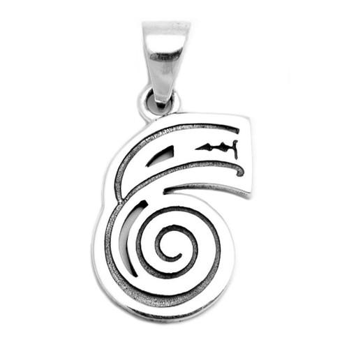 Dai Ko Myo Reiki Pendant (Sterling Silver)