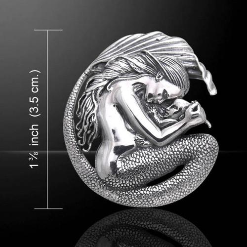 Motherhood Pendant (Sterling Silver)