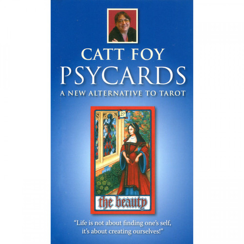 Psycards Book - Catt Foy