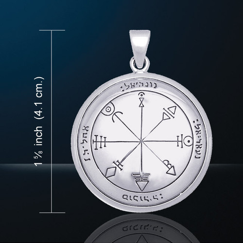 The First Pentacle of Venus (Silver Plated)