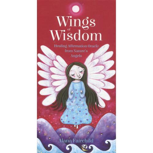 Wings of Wisdom Cards - Alana Fairchild