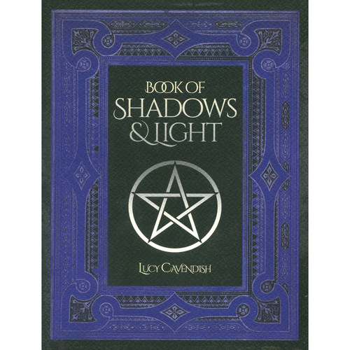 Book of Shadows & Light Journal - Lucy Cavendish