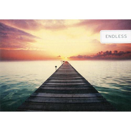 Endless Card (Inspirational Message)