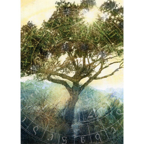 Tree of Time Card (No Message)