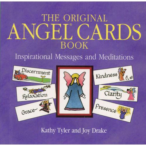 Original Angel Cards (Book Only) - Kathy Tyler & Jon Drake