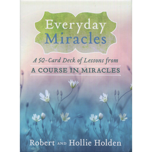 Everyday Miracles Cards - Robert & Hollie Holden