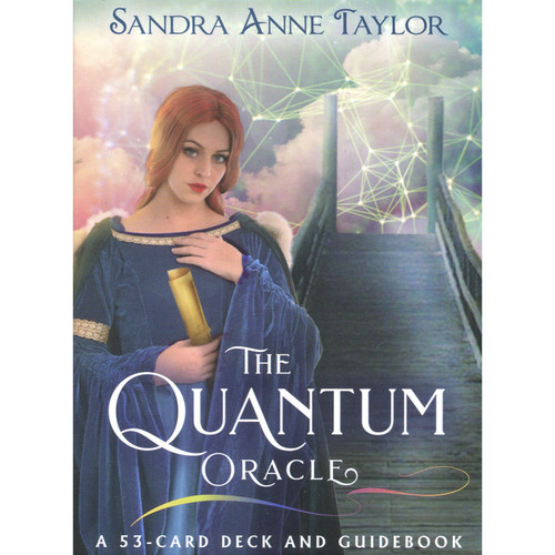 The Quantum Oracle Cards - Sandra Anne Taylor