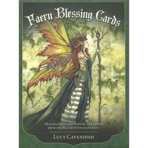 Faery Blessing Cards - Lucy Cavendish