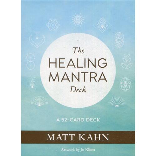 The Healing Mantra Oracle Deck - Matt Kahn