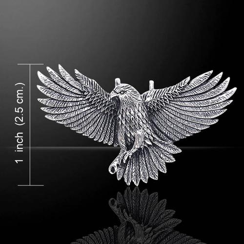 Eagle Pendant (Sterling Silver)