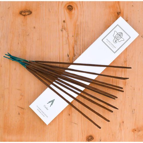 Sacred Elephant Luxury Incense - Cedar (10 Sticks)