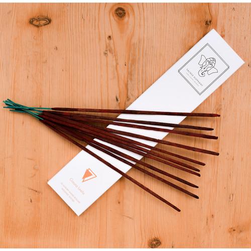Sacred Elephant Luxury Incense - Gaura Leela (10 Sticks)