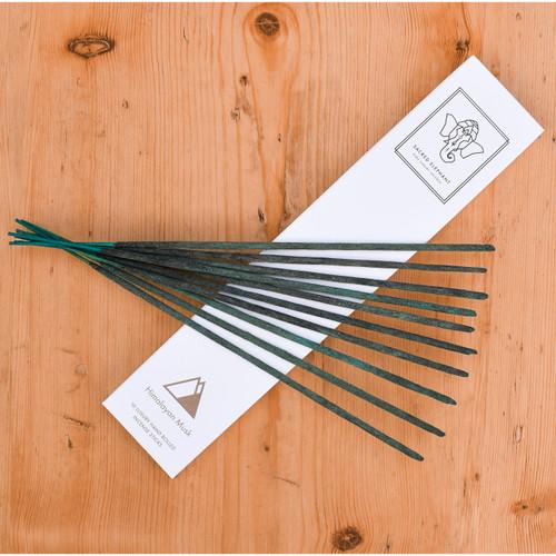 Sacred Elephant Luxury Incense - Himalayan Musk (10 Sticks)