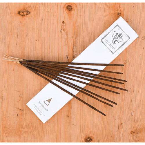Sacred Elephant Luxury Incense - Sandalwood (10 Sticks)