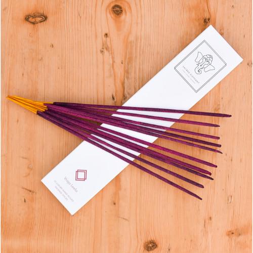 Sacred Elephant Luxury Incense - Vraja Leela (10 Sticks)