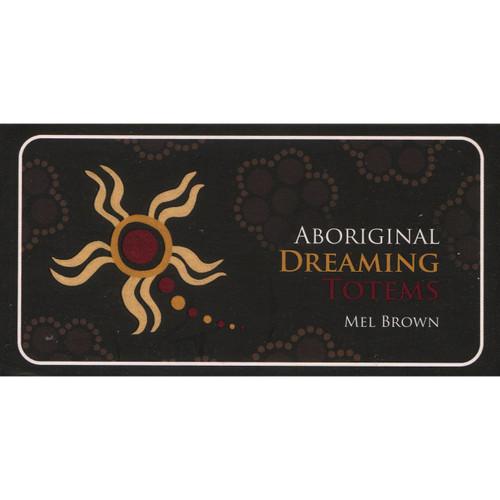 Aboriginal Dreaming Totems Mini Cards - Mel Brown