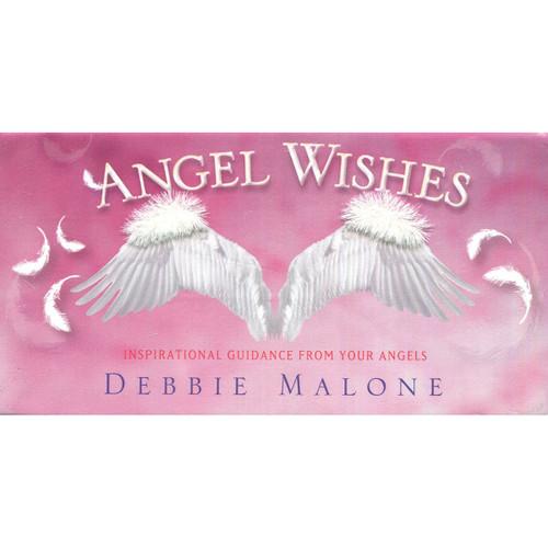 Angel Wishes Mini Cards - Debbie Malone