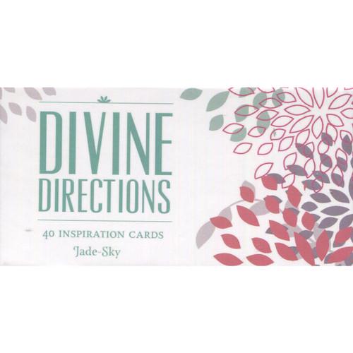 Divine Directions Mini Cards - Jade Sky