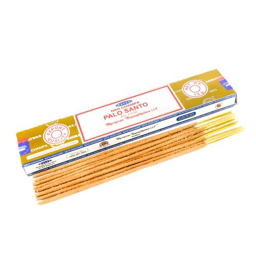 Palo Santo Incense Sticks (Satya)