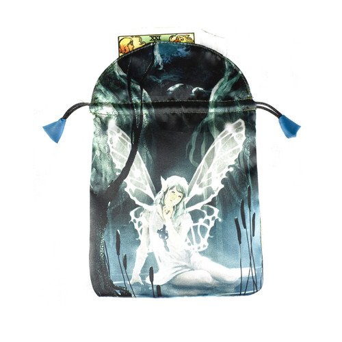 Fairy Satin Tarot / Oracle Card Bag