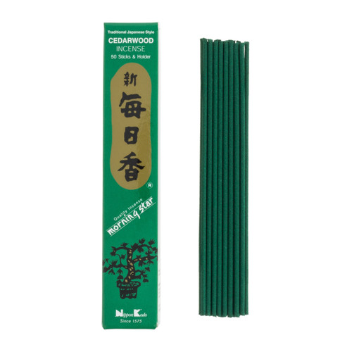 Morning Star Cedarwood Incense